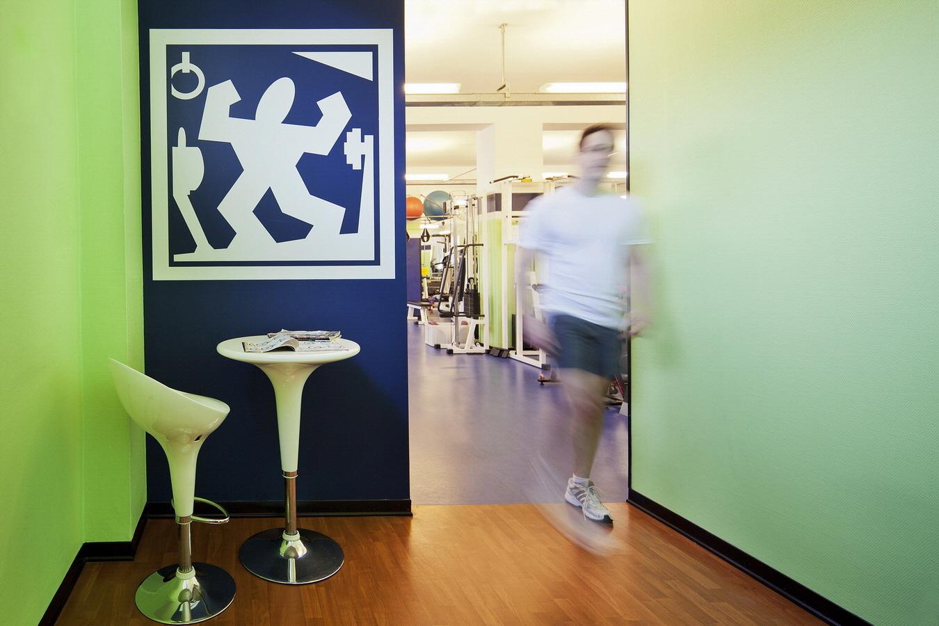 Palestra ICOS - La sala fitness (1)