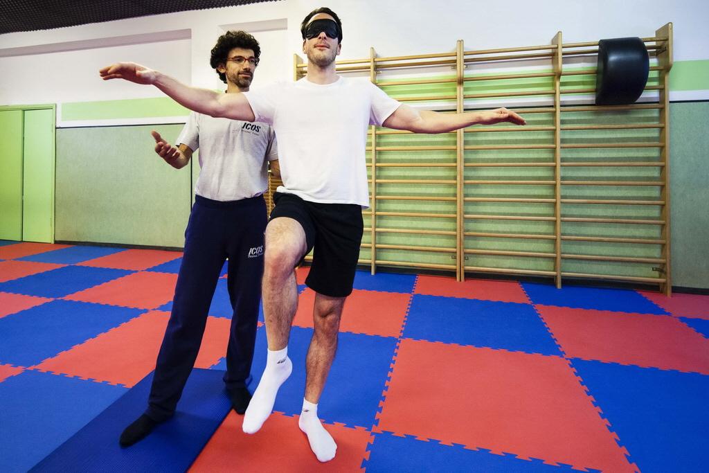 Fitness Al Buio Palestra Icos