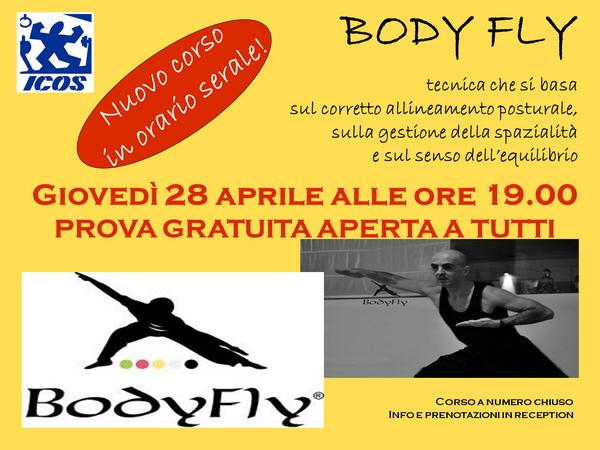 COrso Body Fly Serale