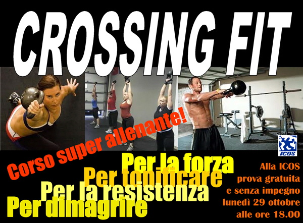 Corso crossing fit