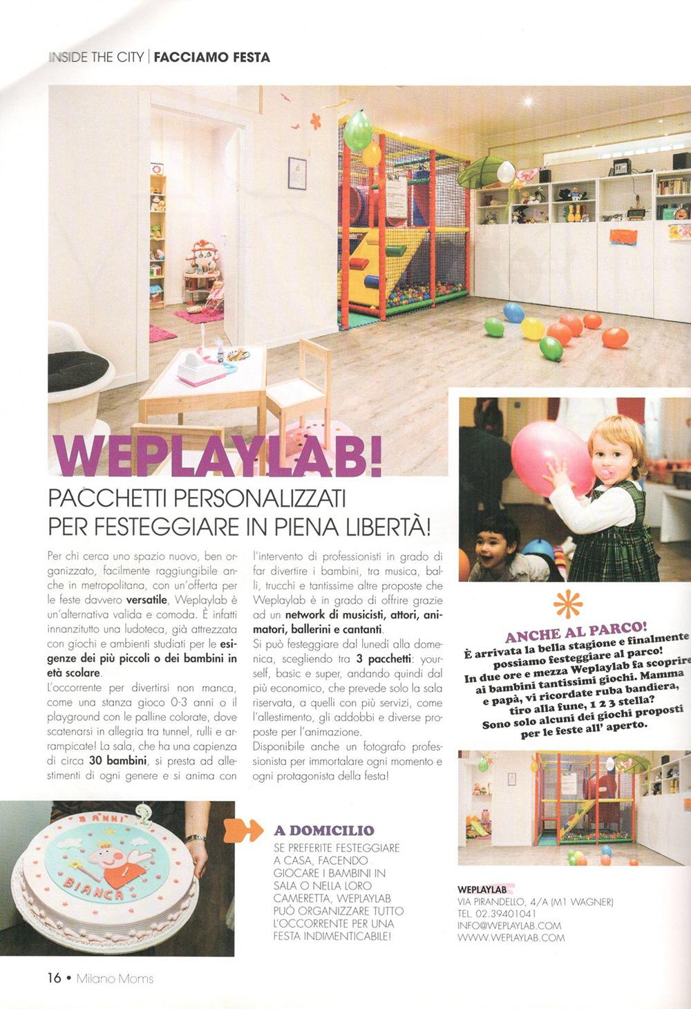 Articolo Milano MOMS Aprile-maggio 2016
