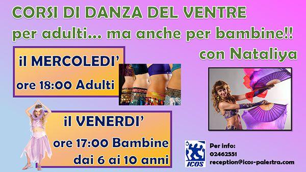 Novit 224 Corso Di Danza Del Ventre Palestra Icos
