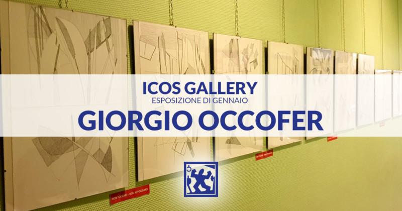 Icos Gallery - gennaio - Giorgio Occofer